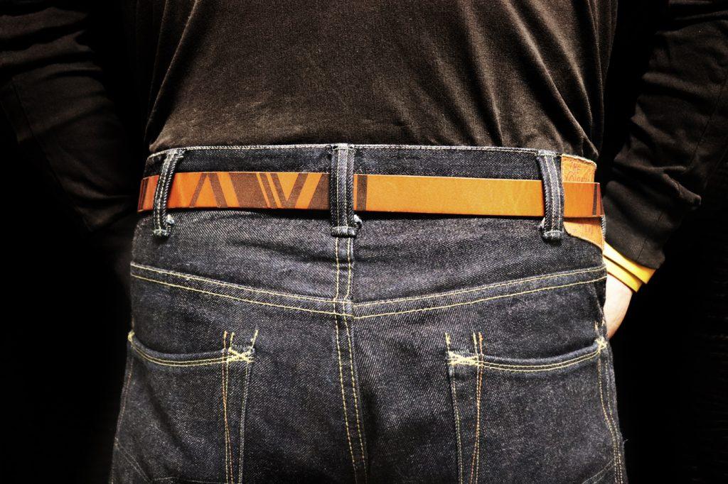 thugliminal studsbelt leatherbelt studded studdedbelt サグリミナル 鋲ベルト レザーベルト